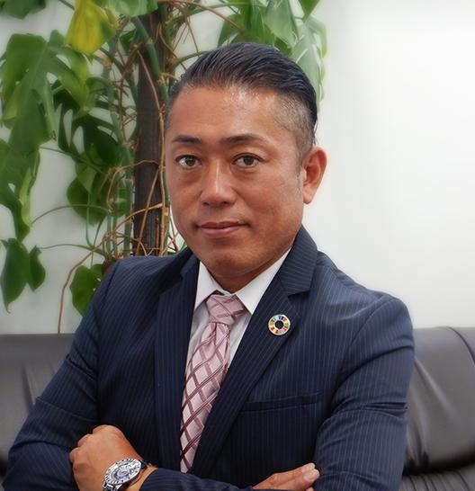 代表取締役社長 長尾 隆之